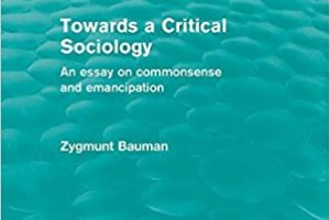 Towards Critical Sociology