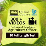 IBPS SO AGRICULTURE Professional Knowledge
