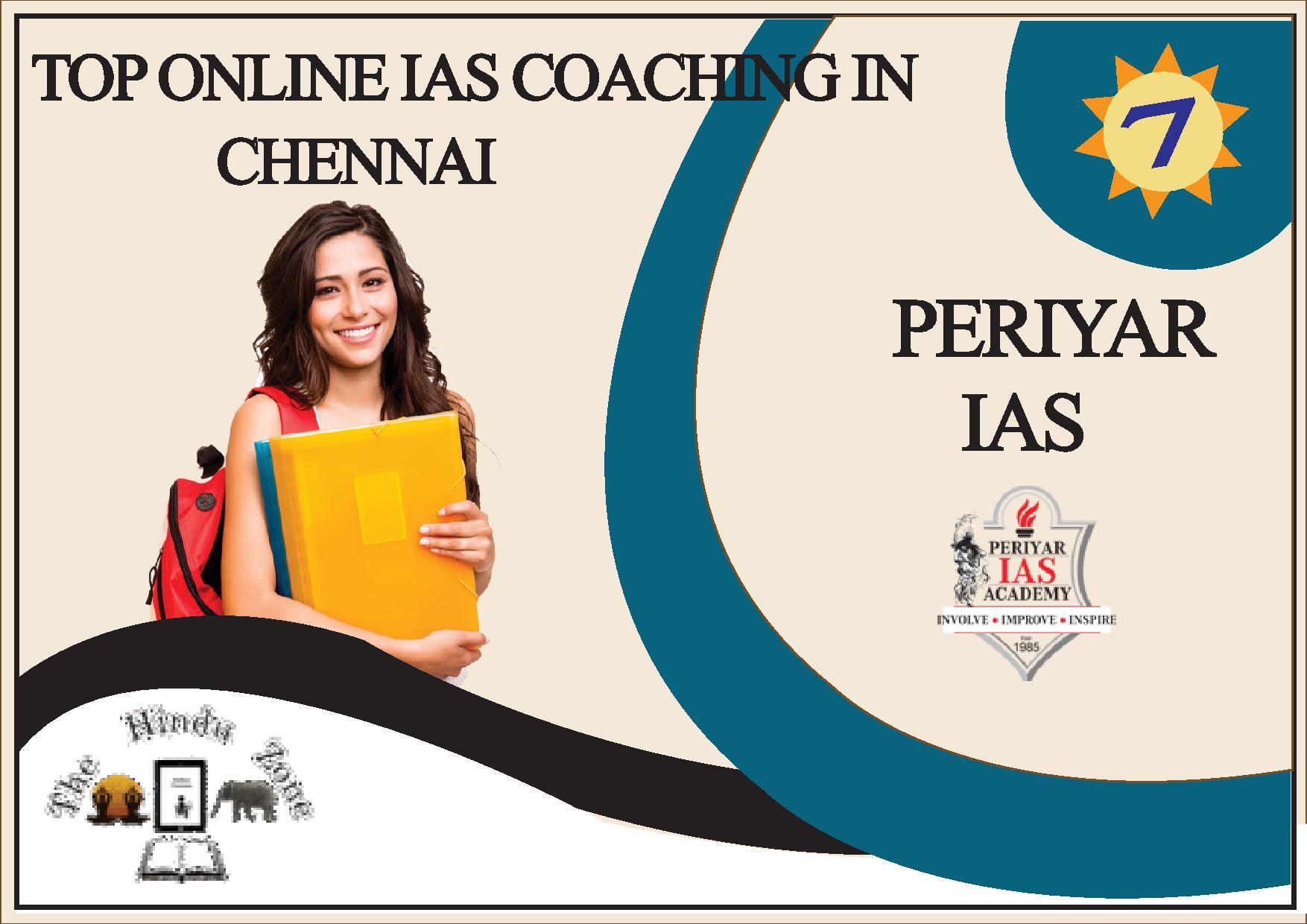 Periyar IAS Academy in Chennai