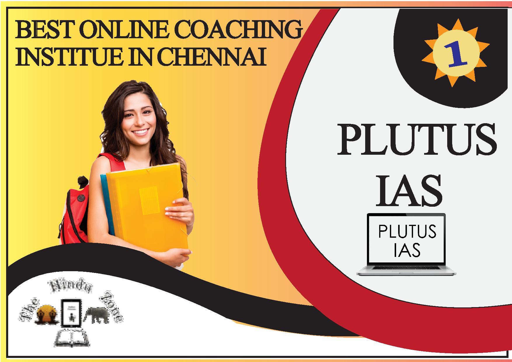 Plutus IAS Online Coaching In Chennai