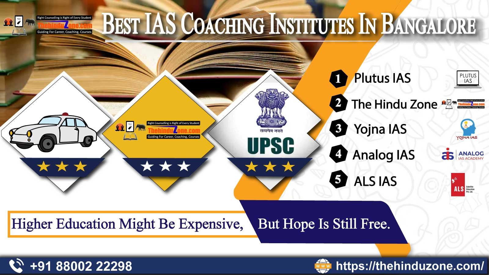 top 10 ias coaching in bangalore
