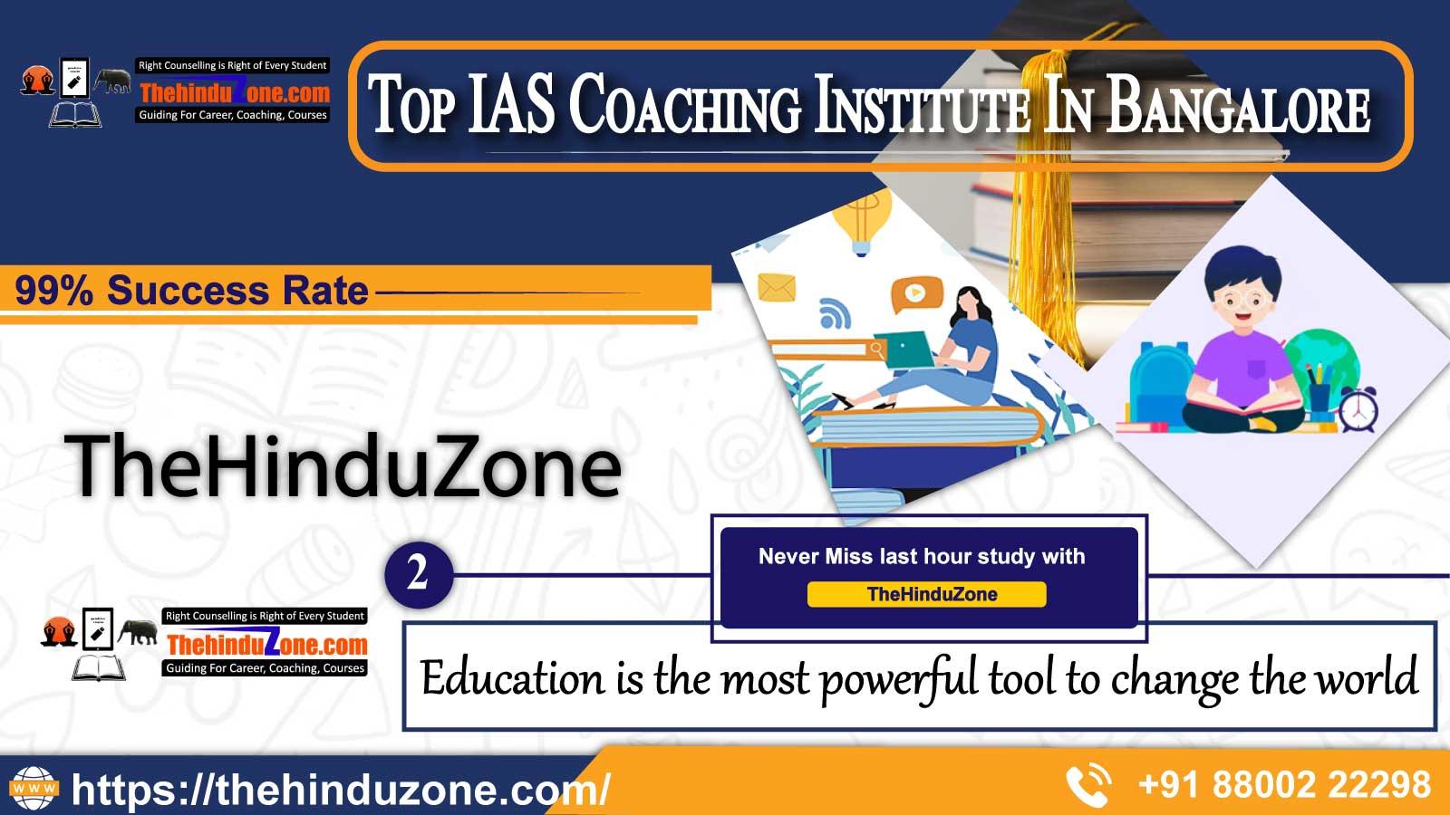 best ias coaching centres in bangalore