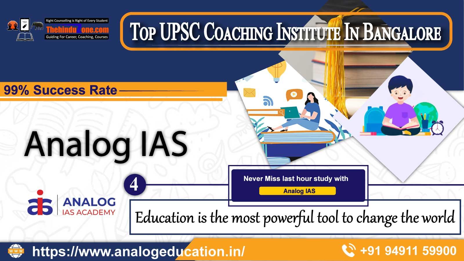 top ias coaching In bangalorealore