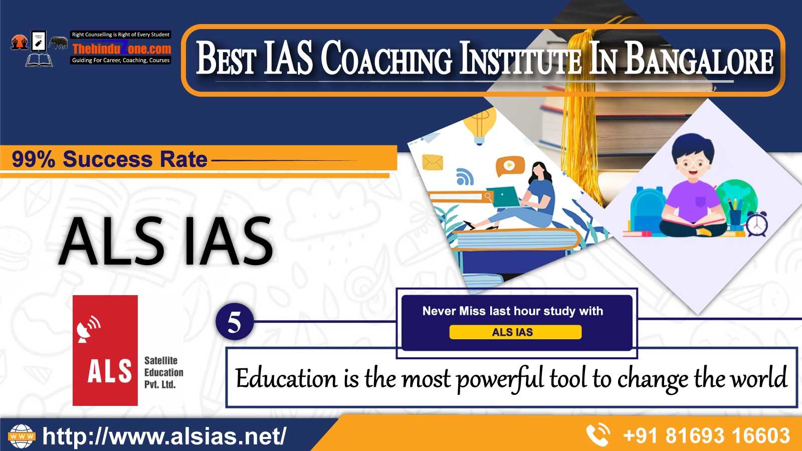 ALS IAS – Best IAS Coaching In Bangalore