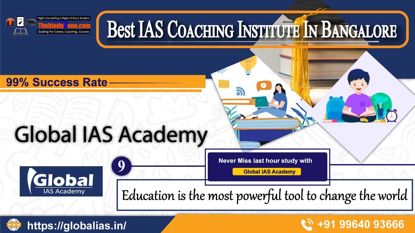 Global IAS Coaching In Bangalore