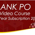 BANK PO Video Course 2 Year Subscription 2020