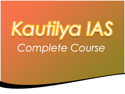Kautilya IAS Complete Course