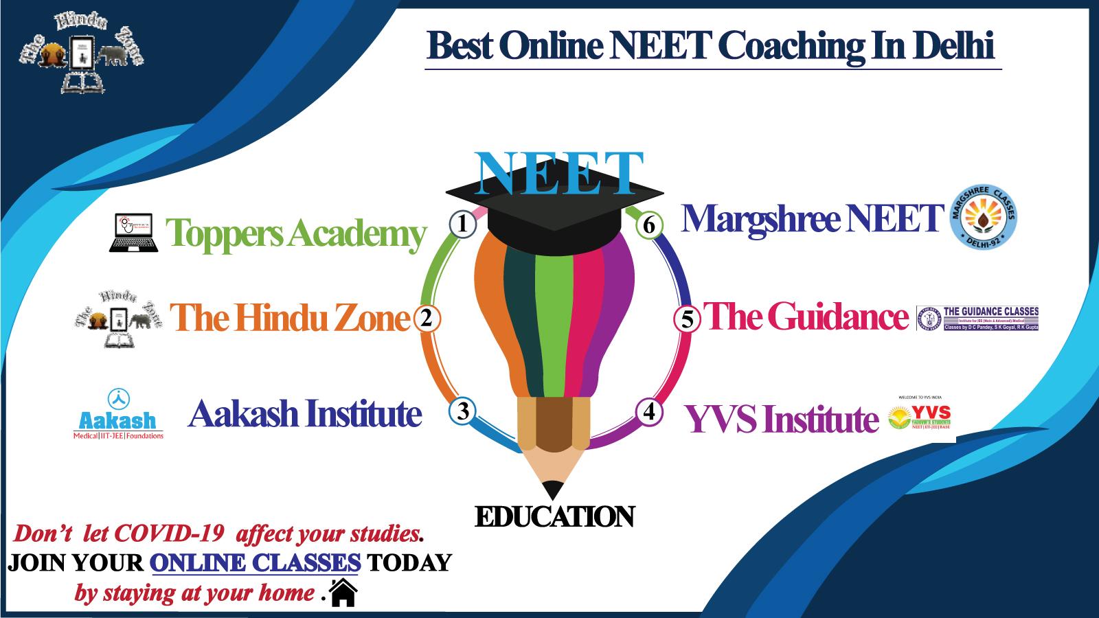 Best Online NEET Coaching In Delhi
