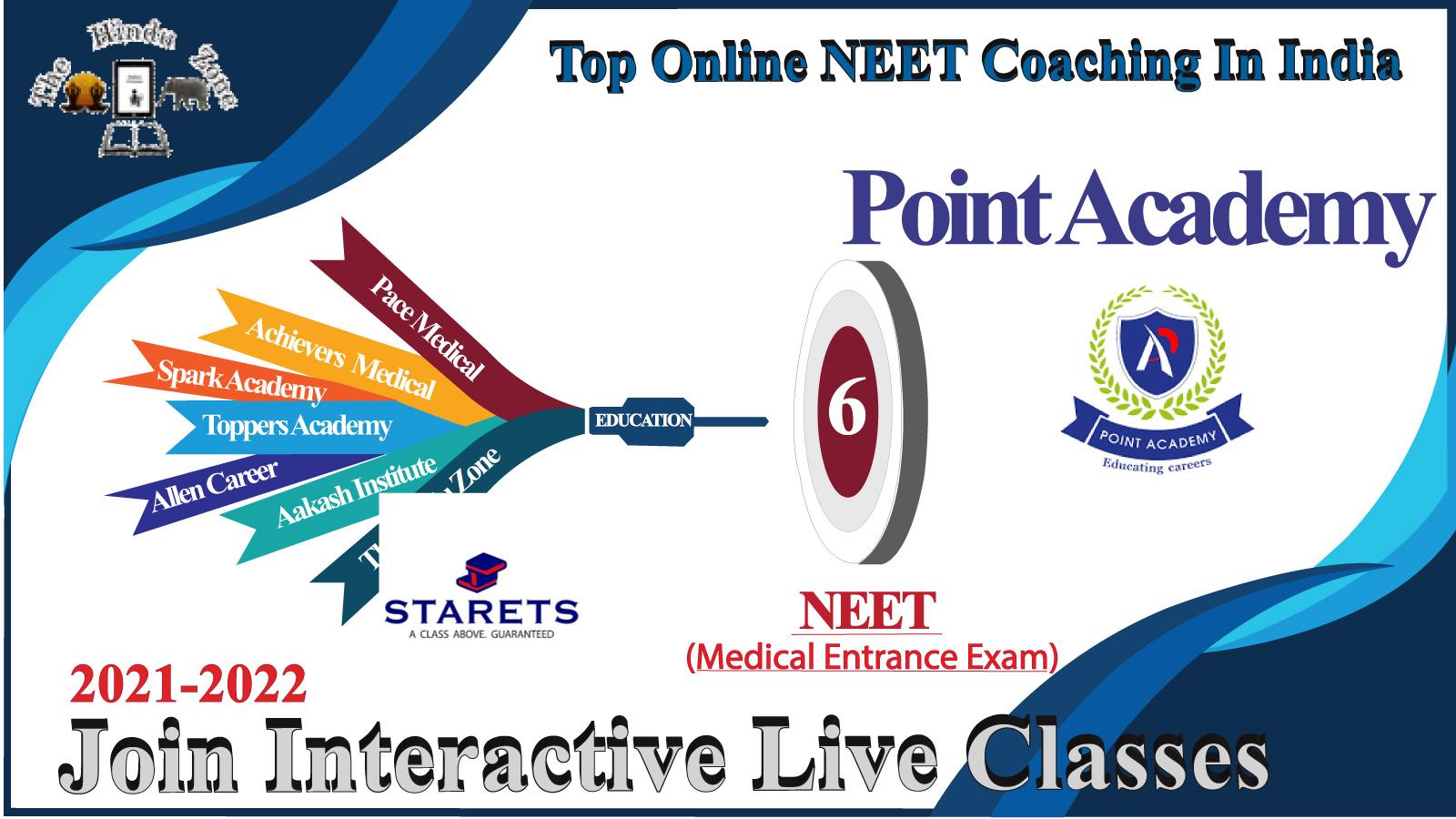 best online classes for neet