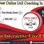 Join Best IAS & UPSC Exam Online Coaching Classes …