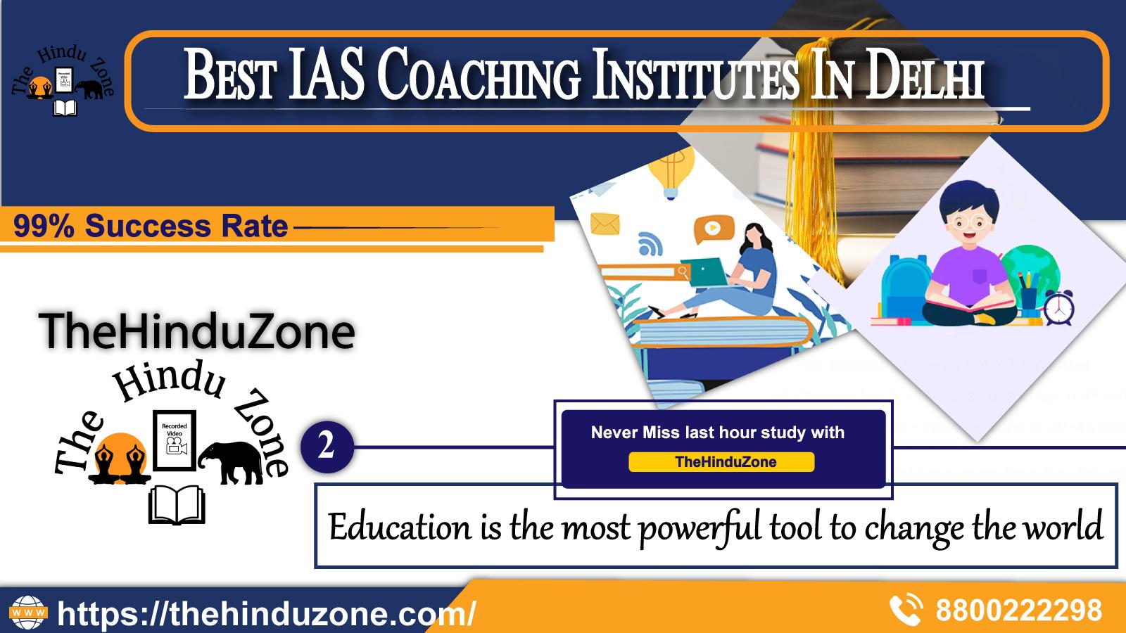 Top coaching Institutes for ias exam In Delhi
