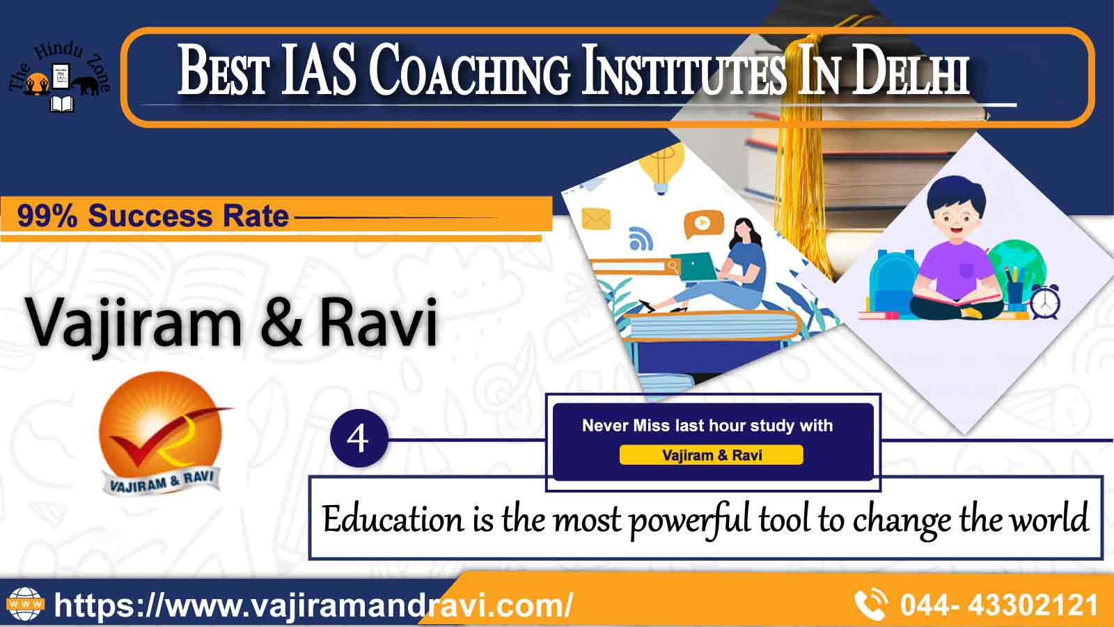 Top IAS Coaching Institutes In Delhi