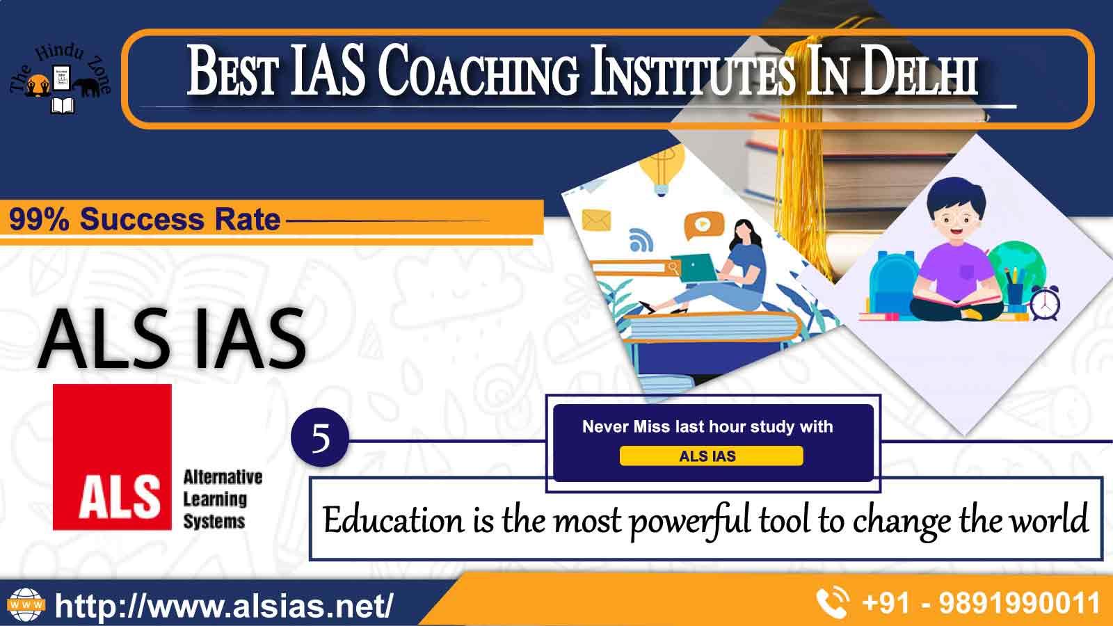 Best IAS Coaching Institutes In Delhi