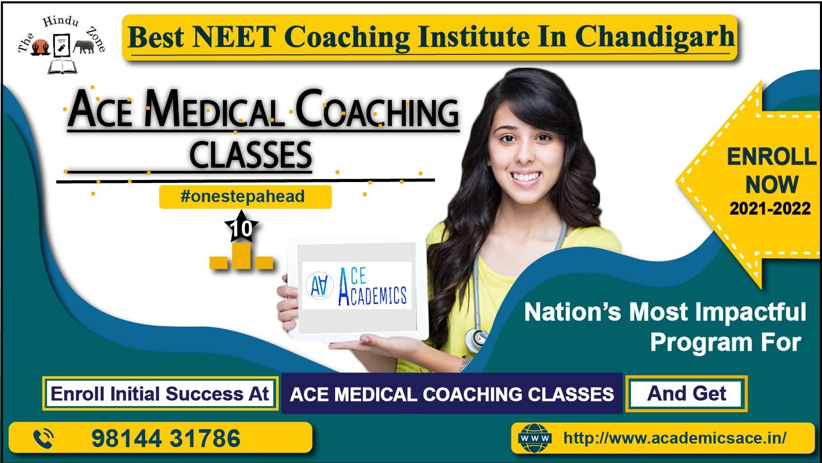 Top NEET Coaching In Chandigarh