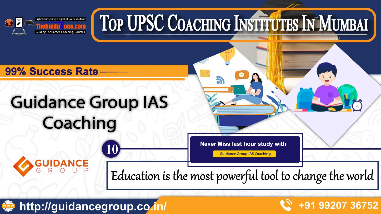 Top ias coaching Institutes In Mumbai