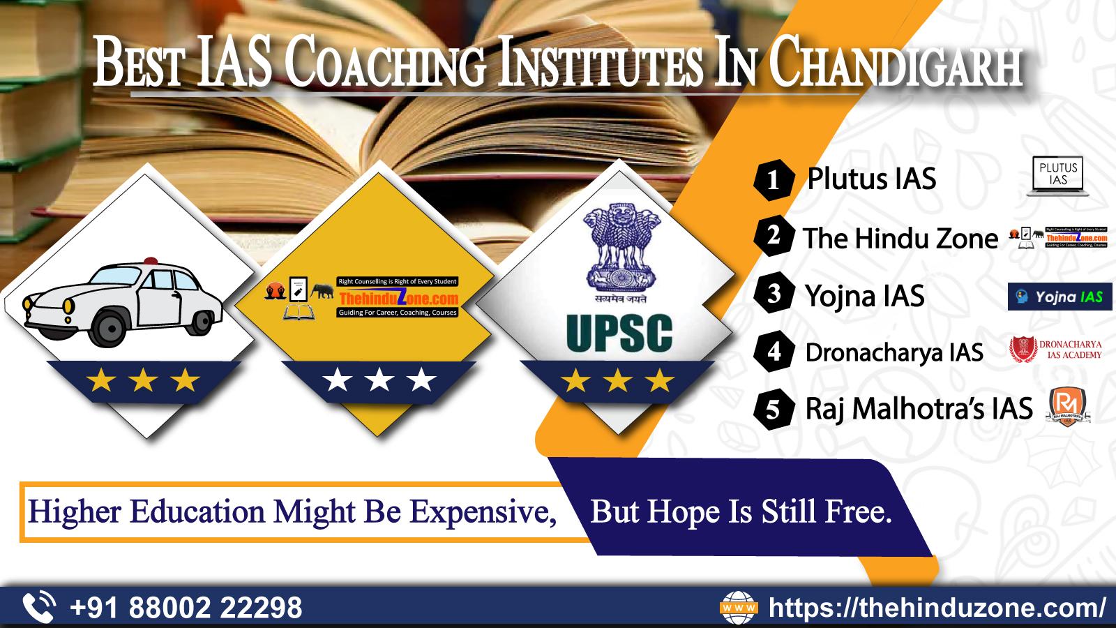 top 10 ias coaching in chandigarh