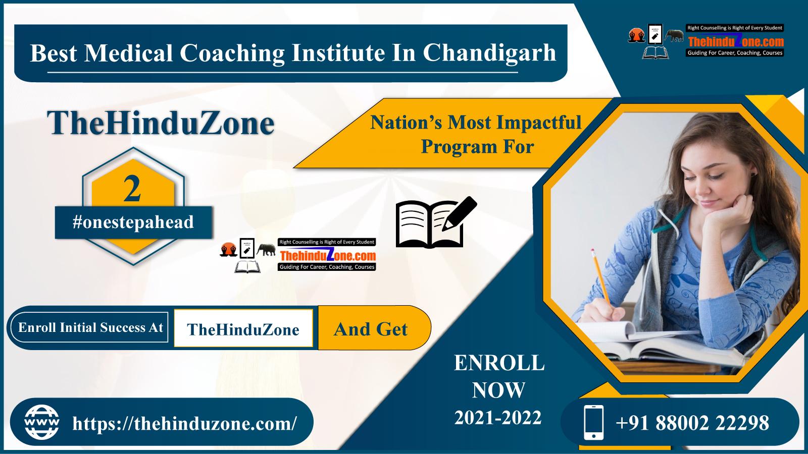 best coaching institute for neet in chandigarh