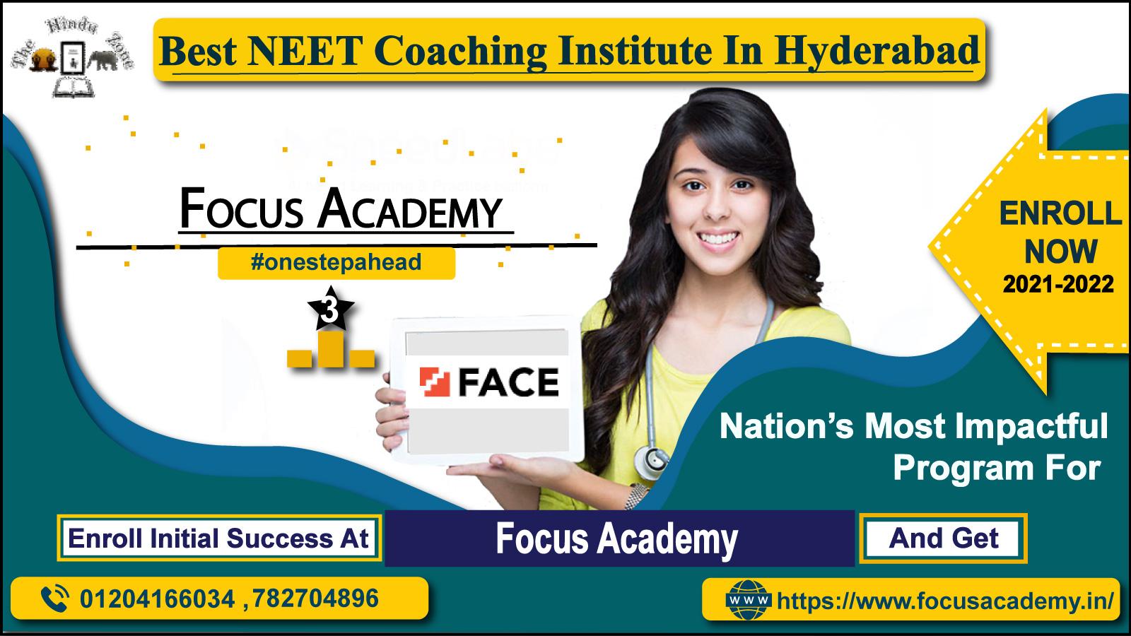 top neet coaching in hyderabad