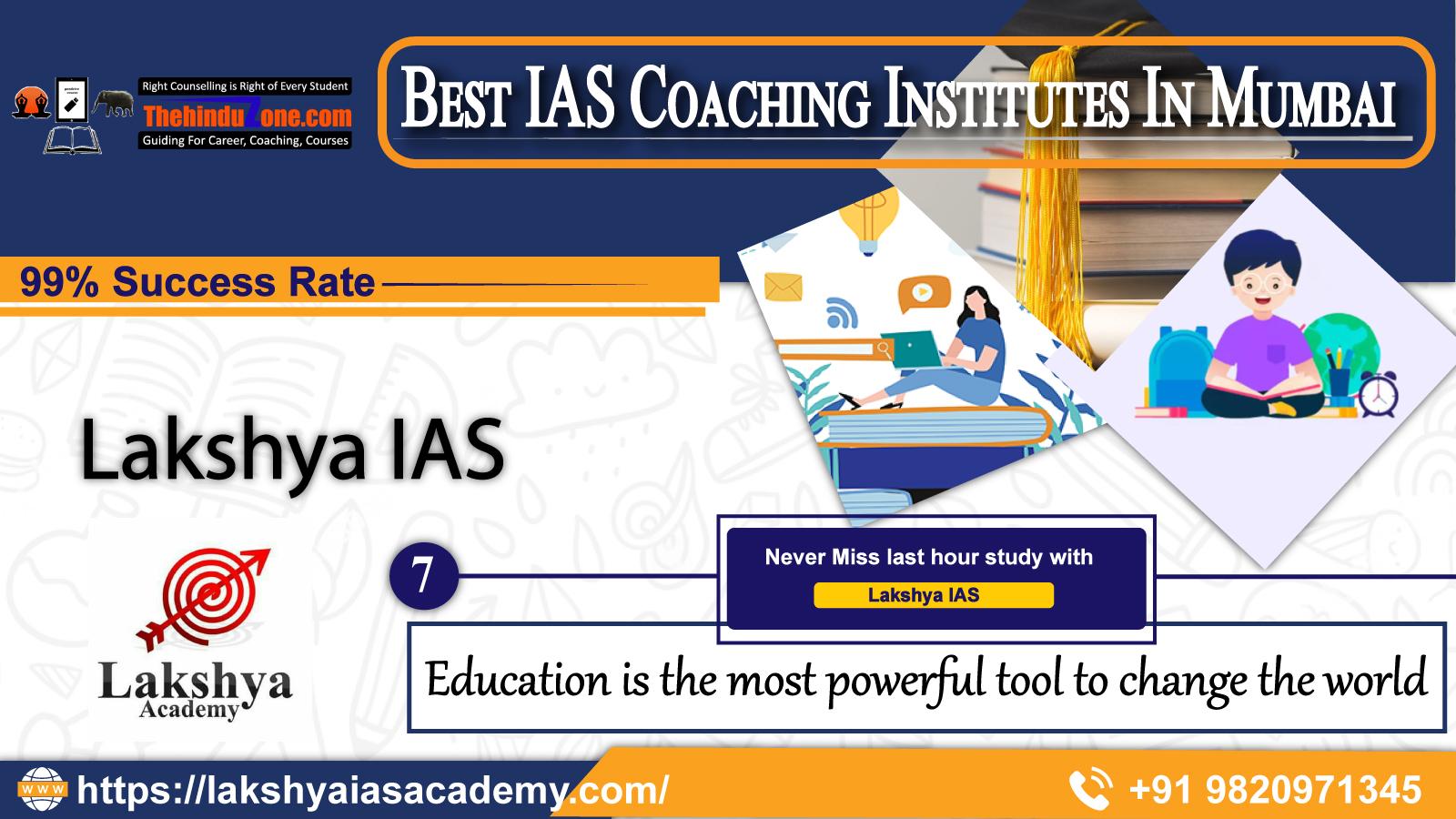 Lakshya: Top IAS Coaching In Mumbai
