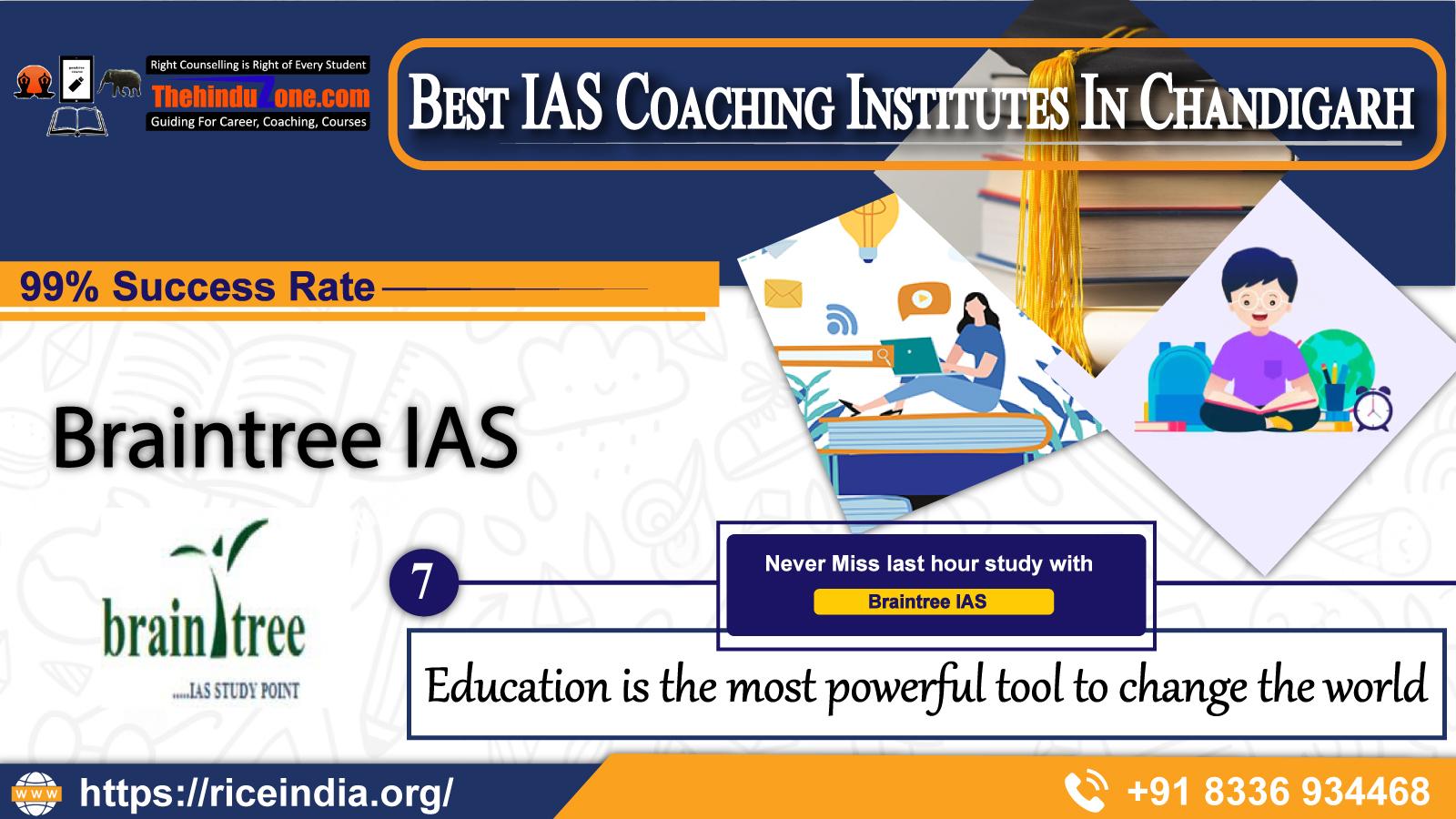 best institute for upsc in chandigarh