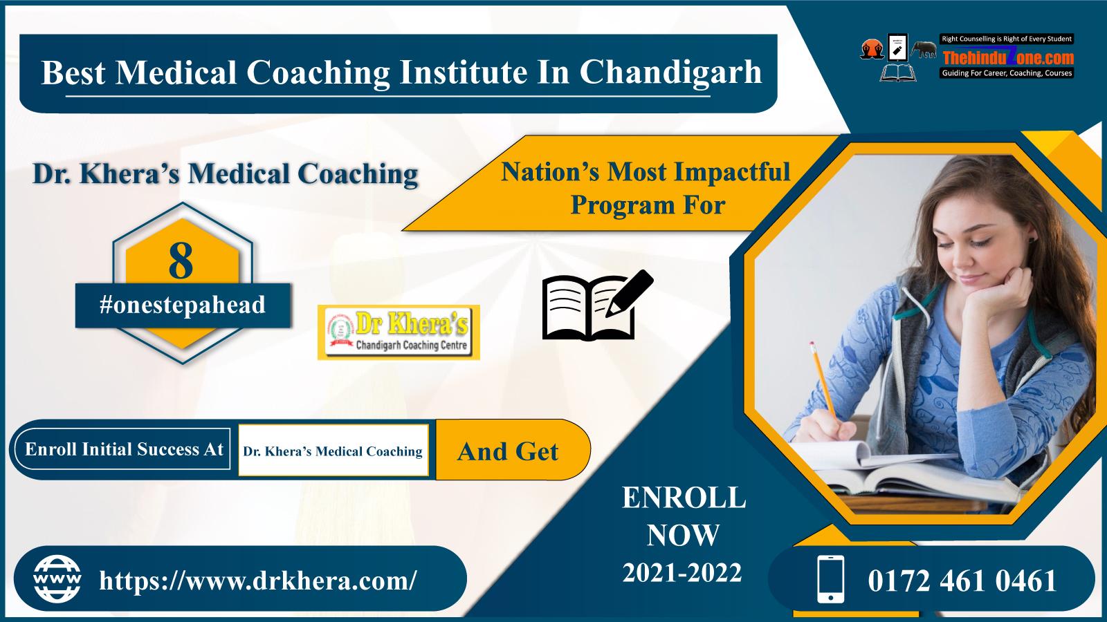 best institute for neet in chandigarh