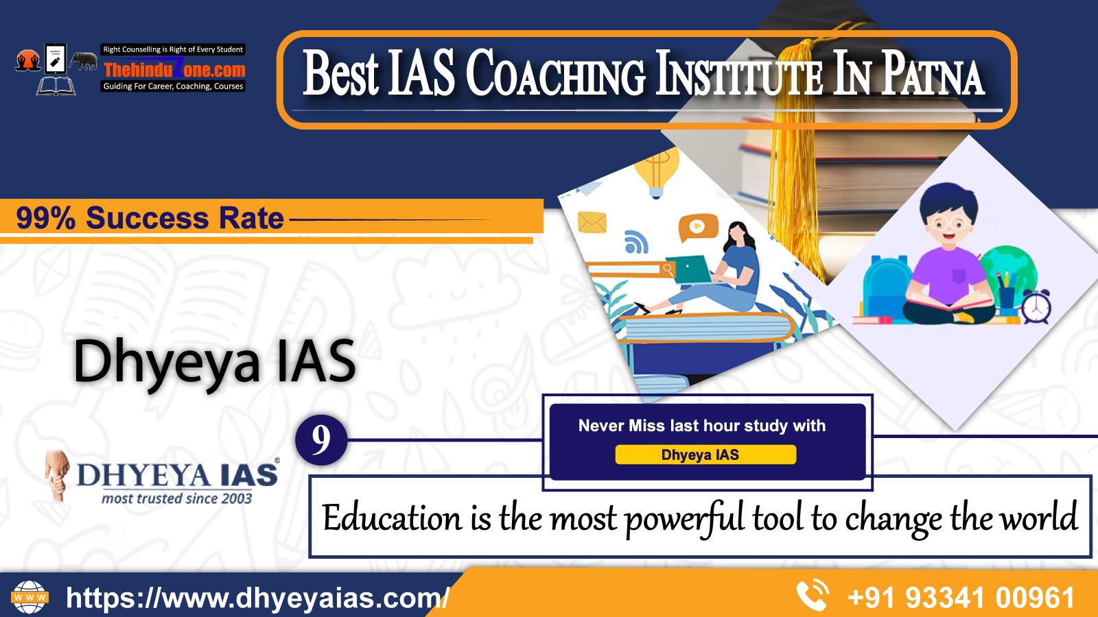 BestIAS Coaching in Patna