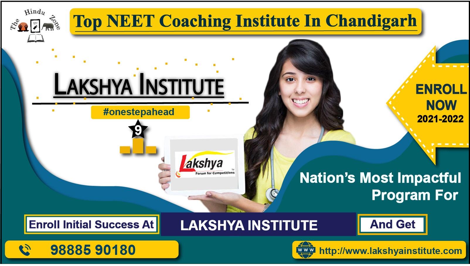 Best Coaching Institute In Chandigarh For NEET