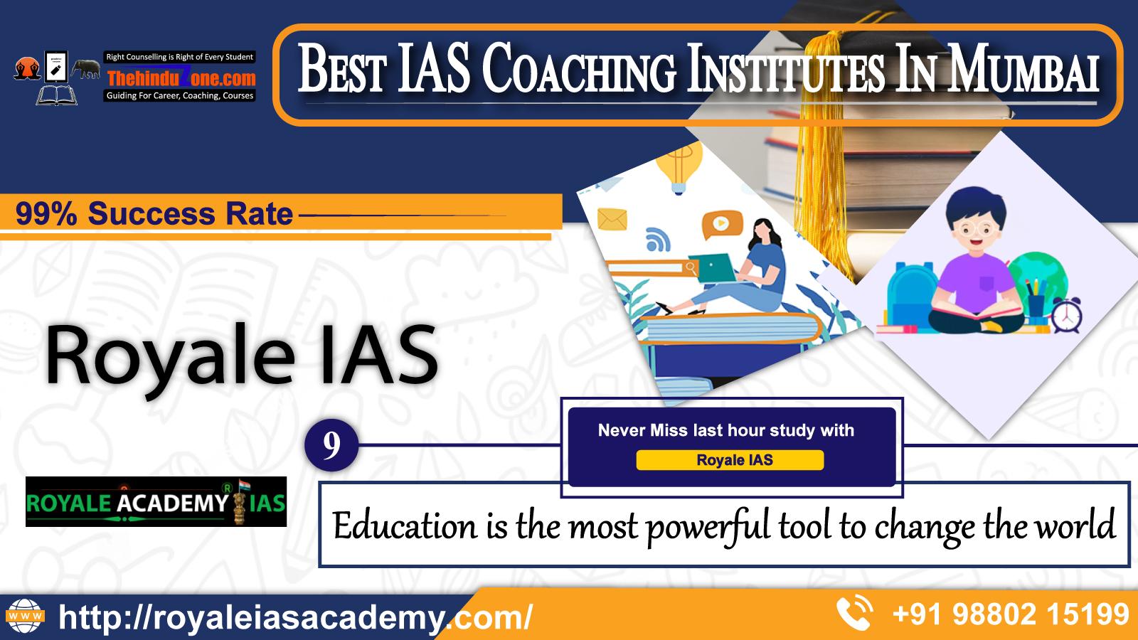 Royale: Top IAS Coaching In Mumbai