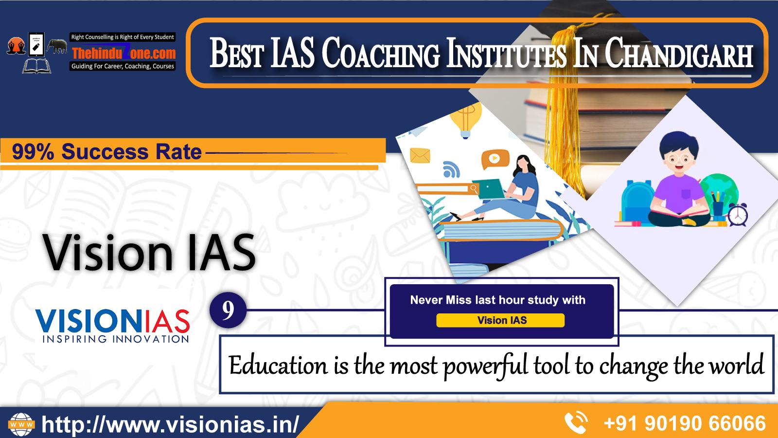 best ias institute in chandigarh