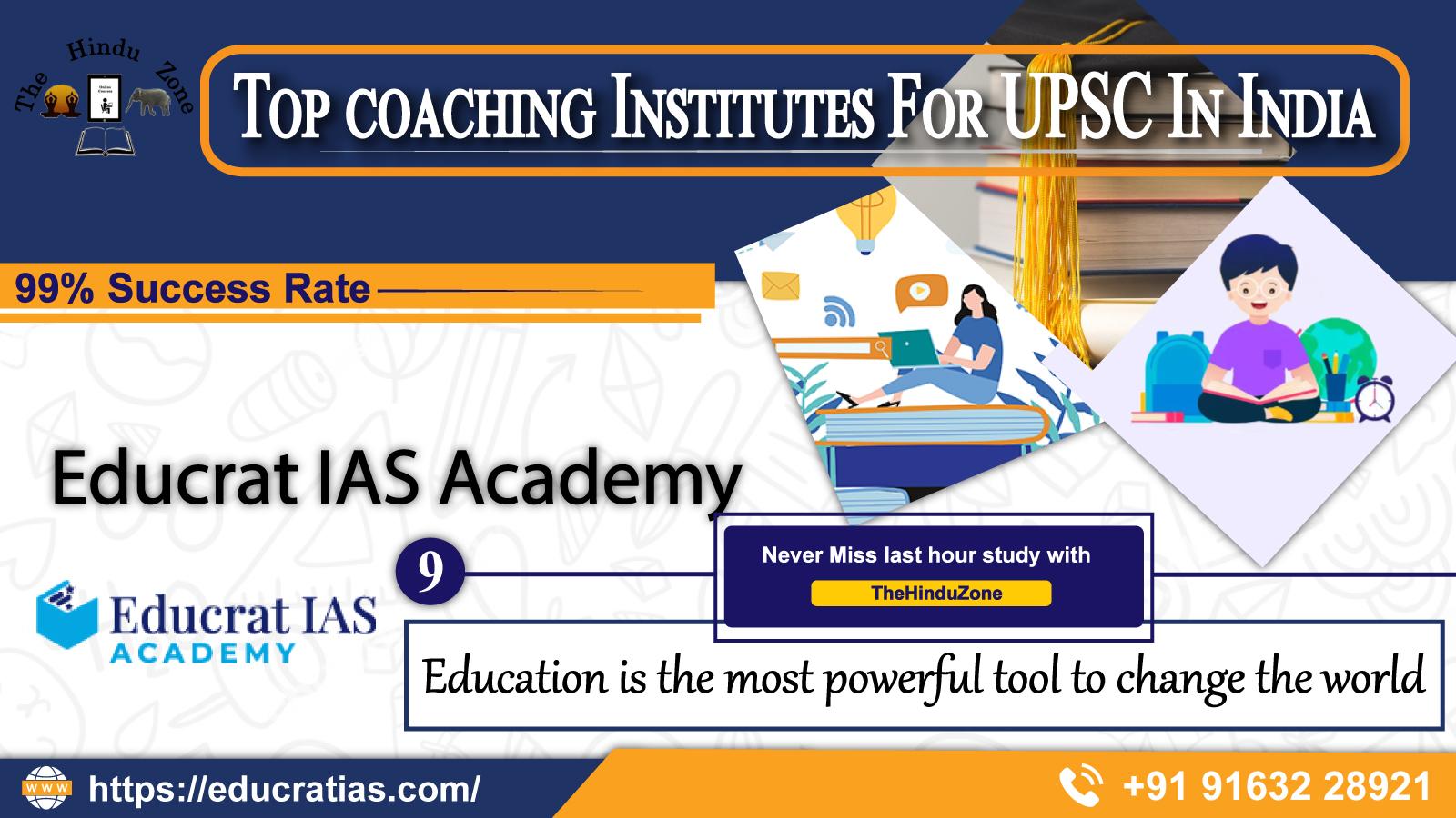 Educrat IAS Coaching In India