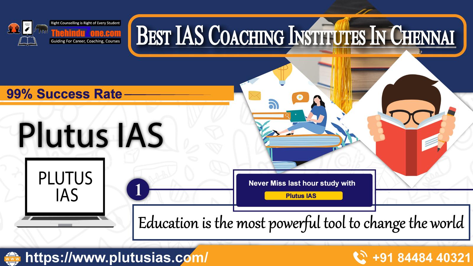 Plutus ias coaching In Chennai