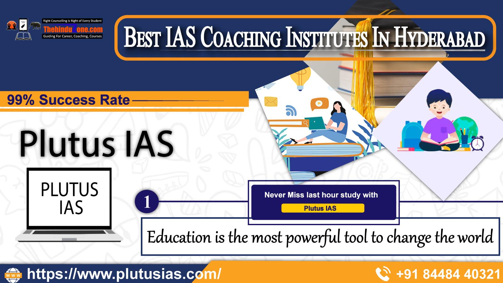 Plutus ias coaching in hyderabad