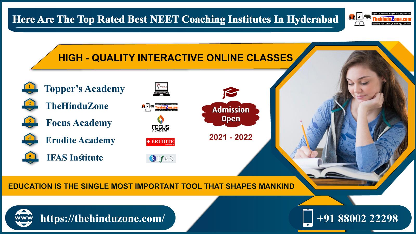 top 10 neet coaching In Hyderabad
