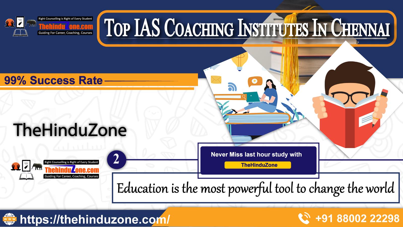 Thehinduzone ias coaching in chennai