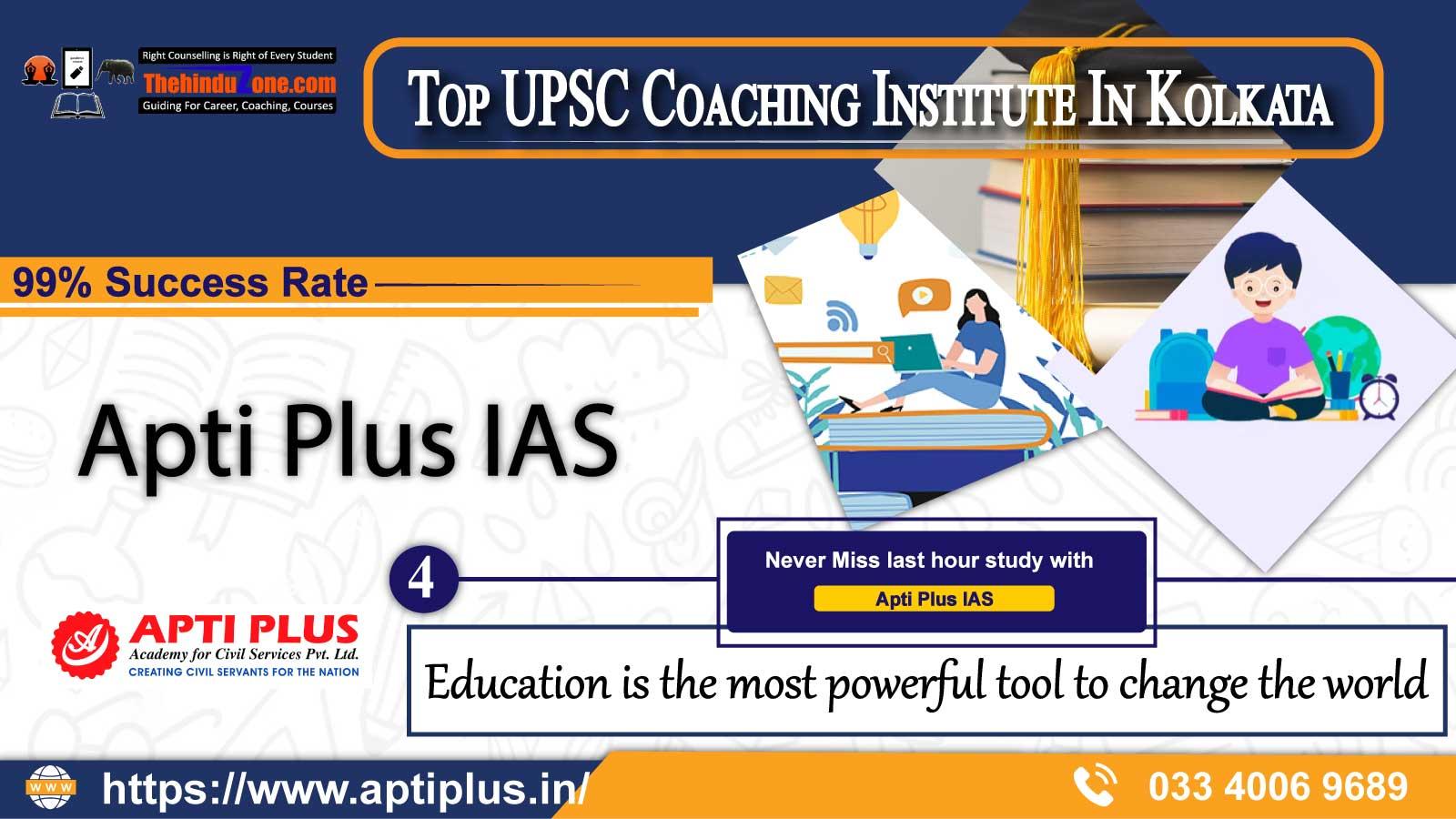 top upsc coaching in kolkata