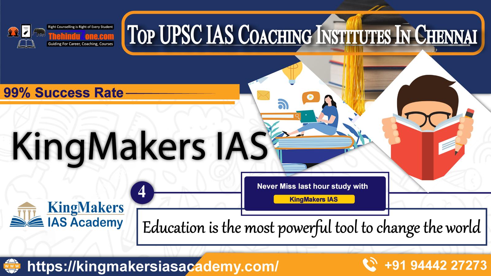 BEST UPSC Coaching In Chennai