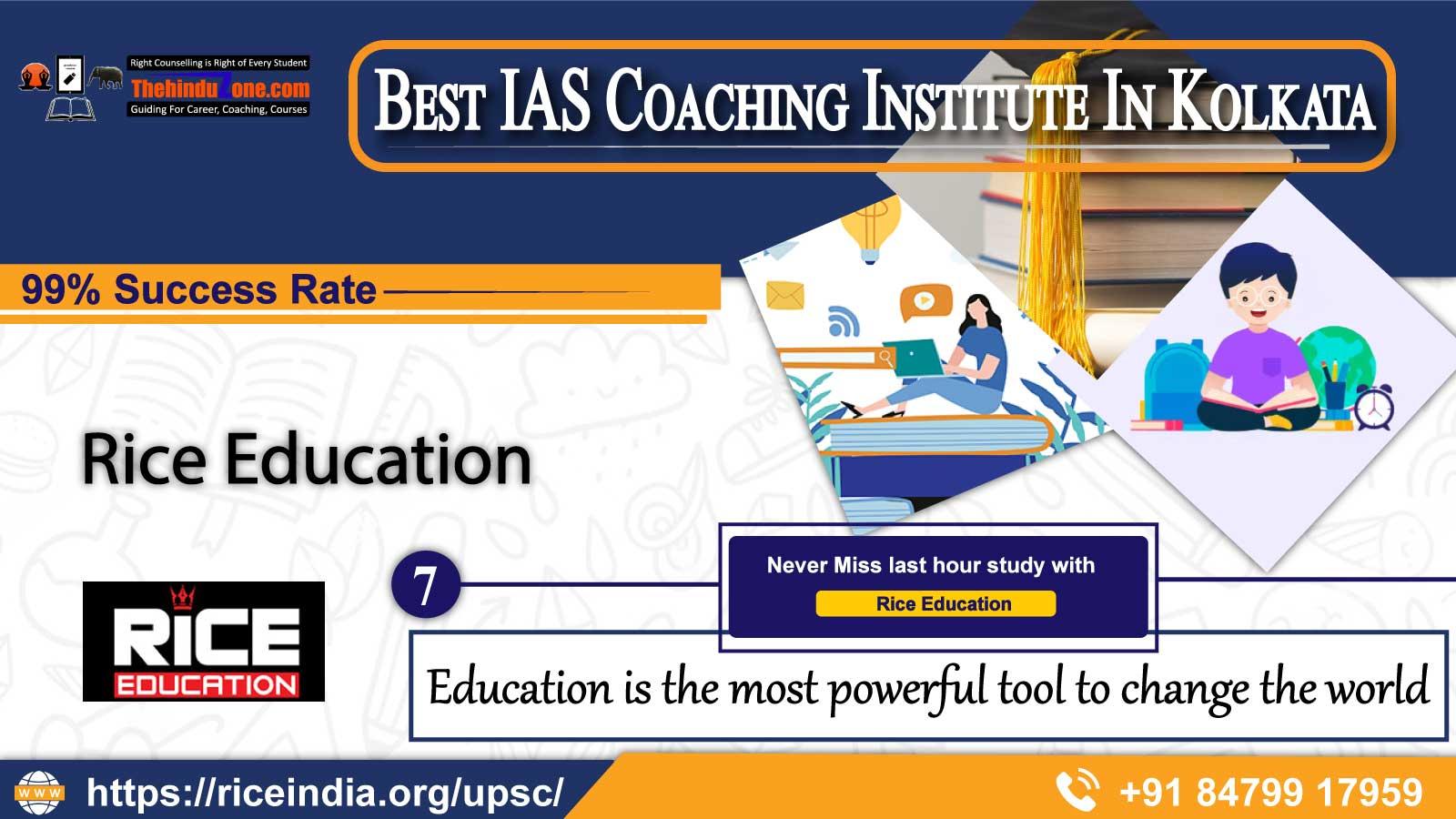best 10 IAS Coaching Institutes In Kolkata