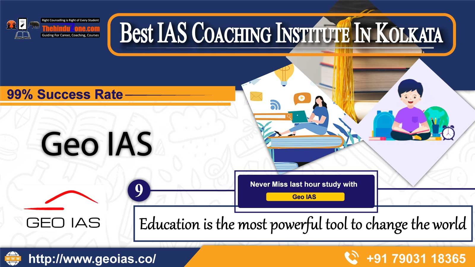 Geo IAS – Best IAS Coaching In Kolkata